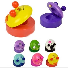 Wooden Musical Animal Castanets