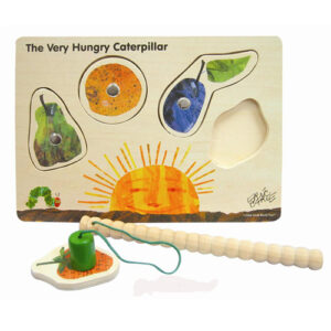 Very Hungry Caterpillar Magnetic Fishing Puzzle