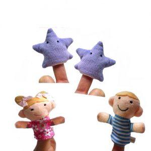 Twinkle Twinkle Little Star Finger Puppets