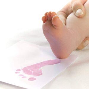 PINK – BABY INK INKLESS PRINTING KITS