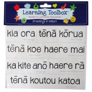 Magnetic Maori Greetings