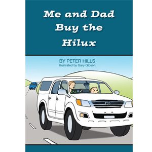 Me and Dad Buy The Hilux