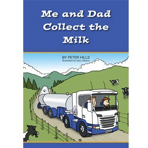 Me and Dad Collect The Milk