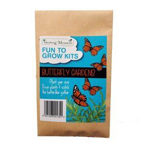 Butterfly Garden Seed Envelope