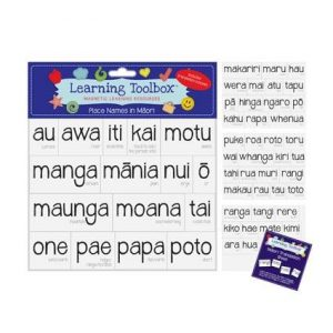 Magnetic Maori Place Names