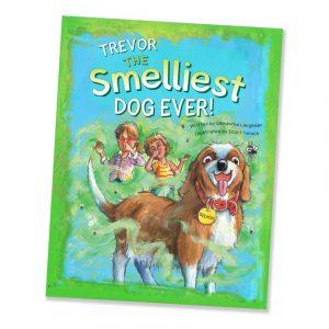 Trevor The Smelliest Dog Ever
