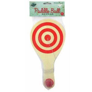 Wooden Paddle Ball