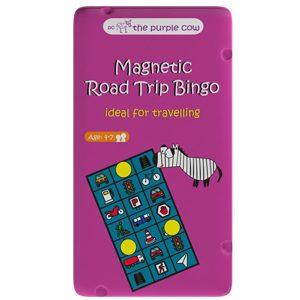 magnetic road trip bingo