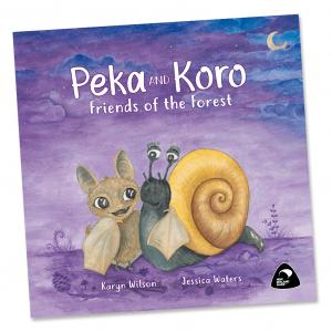 peka and koro