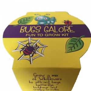 Bugs Galore fun to grow kit