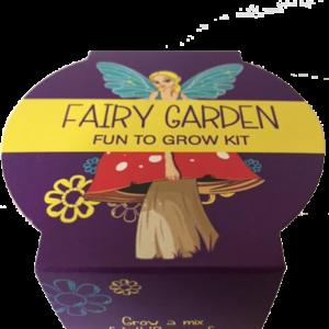 Fairy Garden Fun To Grow Kit