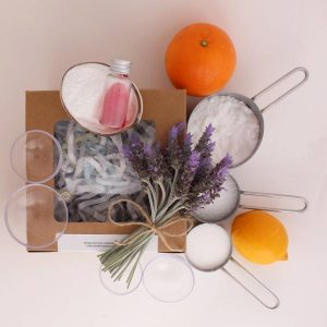 Make Your Own Bath Bombs DIY Craft Kit