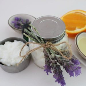Make Your Own Body Butter DIY Craft Kit