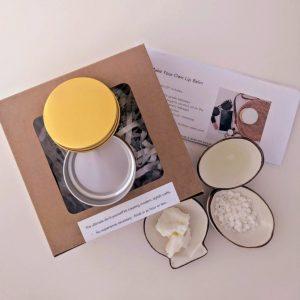 Make Your Own Natural Lip Balm DIY Craft Kit