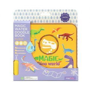 Magic Water Doodle Book Dino World