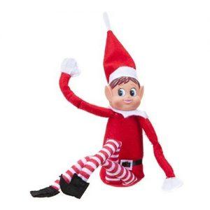 Christmas Naughty Elvie