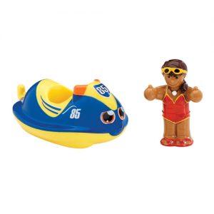 Jet Ski Jessie Bath Toy