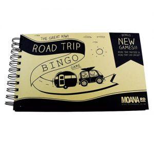 The Great Kiwi Road Trip Bingo Game