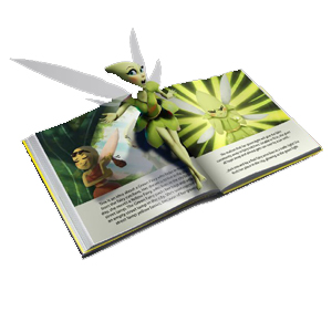 Books for kids - The Green Fairy