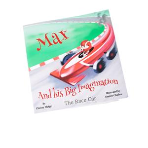 Max and his Big Imagination
