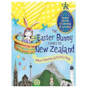 The Easter Bunny Comes to NZ - an Easter Adventure