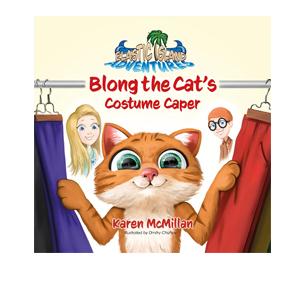 blong the cat's costume caper a