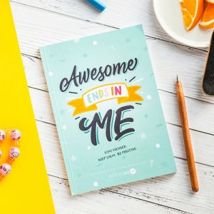 Awesome Ends in ME Gratitude Journal