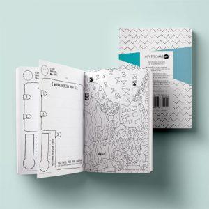 Kia Māia Mini Gratitude Journal