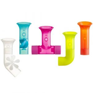 Boon Building Pipes Bath Toy