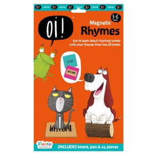 Oi! Magnetic Rhymes