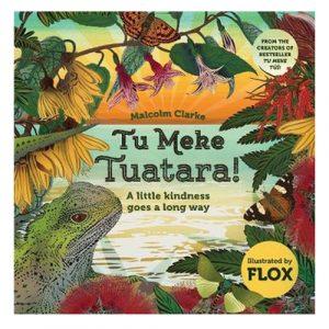 Tu Meke Tuatara - Hardcover