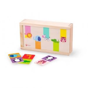 Wooden Animal Mix and Match