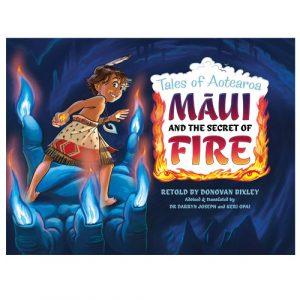 Maui and the secret of fire