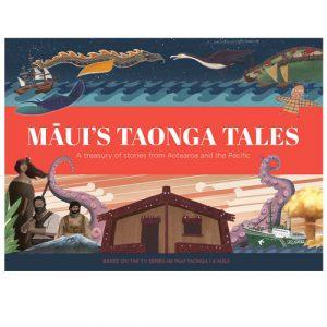 Māui's Taonga Tales