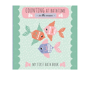 Bathtime fun - bath books