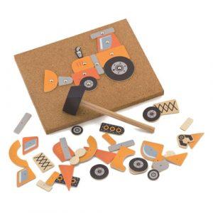 Wooden Tap Tap Construction Set