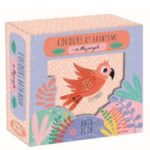 colours at bathtime bath book