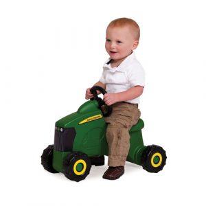 John Deere Floor To Floor Tractor