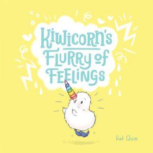 Kiwicorn's Flurry of Feelings