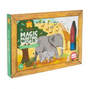 safari Magic Painting World
