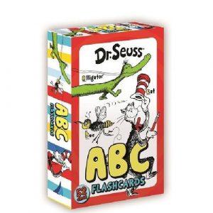 Dr Seuss ABC Flash Cards