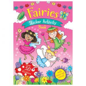 Fairies Sticker Activity Book
