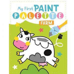 My First Paint Palette Farm