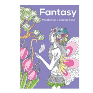 fantasy mindfulness colouring book