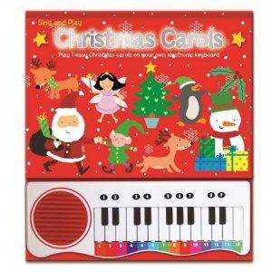 Sing and Play Christmas Carols Piano Book