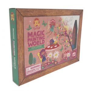 Fairy Garden Magic Painting World