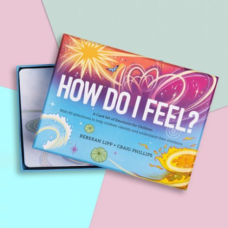 How Do I Feel Box Set of 65 Cards
