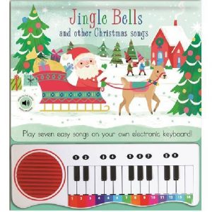 Sing and Play Jingle Bells Piano Book