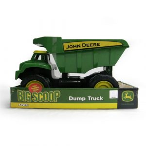 John Deere 38CM BIG SCOOP green DUMP TRUCK