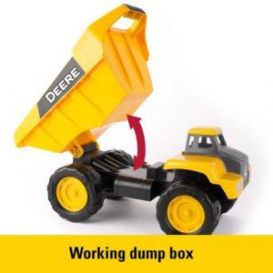 John Deere 38cm Big Scoop Yellow Dump Truck